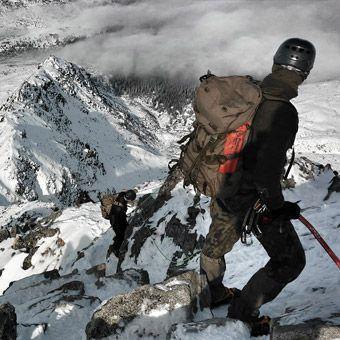 Kurs taternictwa, wspinaczki górskiej