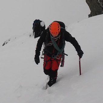 Kurs zimowej turystyki wysokogórskiej